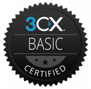 3CX Basic Zertifikat