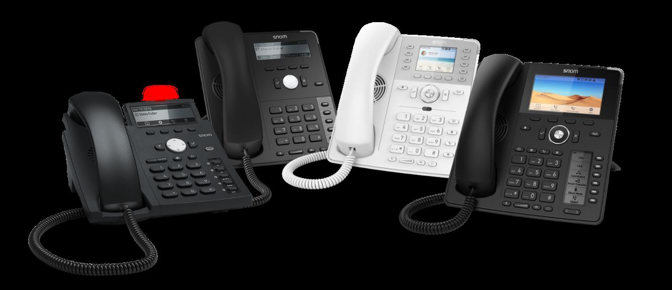 snom-phones