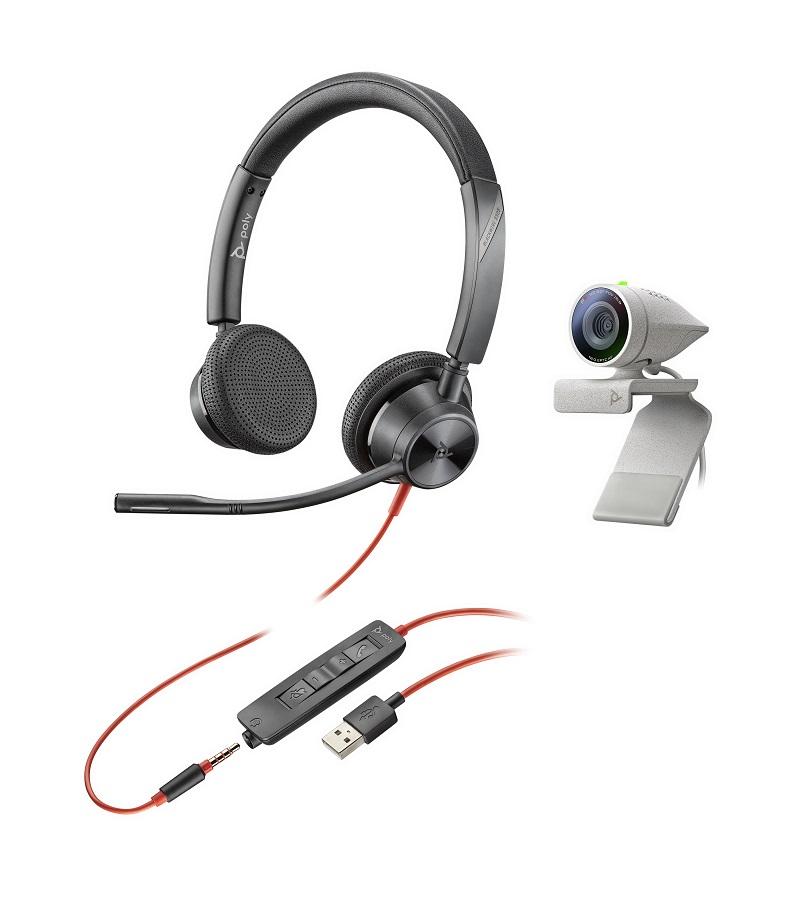 poly-studio-p5-webcam-kit-blackwire-3325-stereo-headset