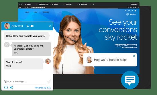 3cx-live-chat