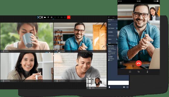 3cx-videokonferenzsystem