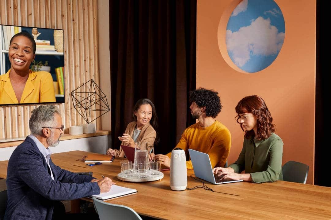 meeting-owl-pro-360° Videokonferenzsystem